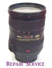 Nikon Nikkor 18-200mm VR 3.5-5.6 AF-S G ED DX lens VR and focus repair service