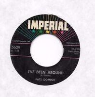 FATS DOMINO * 45 * Be My Guest * 1959 #8 * USA ORIGINAL VG VINYL Pressing