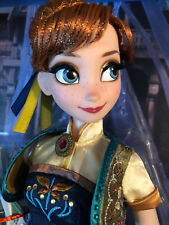 Disney Anna Collector Doll 2015 Limited Edition FROZEN FEVER