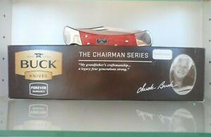 BUCK 110 Chairman Chuck Buck Taschenmesser Messer Klappmesser Harley Motorrad