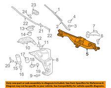 AUDI OEM 09-16 Q5-Windshield Wiper Motor Transmission 8R1955023D