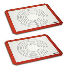 2PK Avanti Non Stick Baking Mat/Liner for Cake/Cookie Non Stick Pad/Tray Sheet