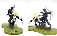 Heroclix caos era - #054 Hawkeye and ruiseñor-Chase Rare