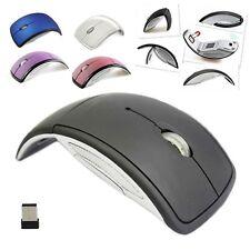 Optical Mouse USB Microsoft Surface Pro 4/Pro Wireless Ultrathin Foldable Arc