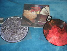 MORBID ANGEL -COVENANT- AMAZING ORIGINAL LTD PICTURE DISC LP MINT 1 LP ONLY