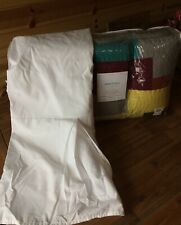 "Sundance LaLou Patchwork Queen Quilt with Victor Mill Queen Bed Skirt 15"" Drop"