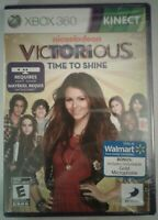 Victorious: Time to Shine (Microsoft Xbox 360, 2011)