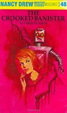 The Crooked Banister (Nancy Drew Mystery Stories, No. 48) by Carolyn Keene
