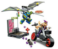 Mega Construx Teenage Mutant Ninja Turtles Samurai Leonardo Battle Pack