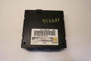1998 98 OLDSMOBILE BRAVADA ECM BCM BODY CONTROL MODULE CENTER DASH 16257125 OEM