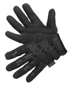 Mechanix Original Handschuhe Schwarz KSK Tactical Airsoft BW Militär Army
