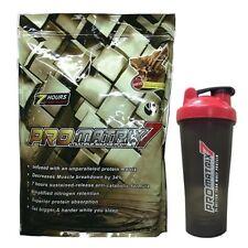 Whey Protein Promatrix 7 Multi - Protein w/ Shaker