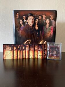 Firefly: The Complete Collection - Trading Card Mini Master Set - Inkworks 2006