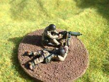 EWM PolInf105 1/76 Diecast Polish Browning Machine Gun + 4 Crewmen