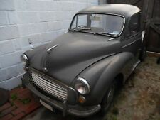 Morris Minor Traveller For Parts Or Restore 1098cc