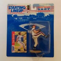 1997 KENNER Starting Lineup MLB Tom Glavine Atlanta Braves Action Figure
