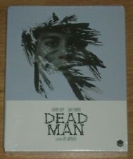Dead Man (blu-ray) Steelbook. NEW and SEALED (UK release)