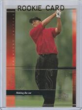TIGER WOODS ROOKIE CARD Upper Deck Premier Edition RC Golf Trading 2001 LE