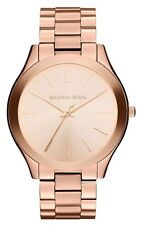 Michael Kors  Runway Rose Gold-Tone Women's Watch MK3197