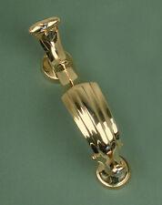 Antique Solid Brass London Doctors Door Knocker