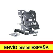 "Soporte basculante LCD LED Pared Universal TV 14 a 42 "" Entrega 48/72 H. a4072"