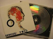 "YELLOW MAGIC ORCHESTRA ""SERVICE"" - CD - RIUICHI SAKAMOTO"