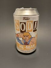 Funko Soda Masters Of The Universe HE-MAN (LE 8400) Vinyl Fig Can -SEALED