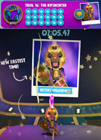 [PS5/PS4] Sackboy - The Ripsnorter, String it Together Trophy (No Game) *READ*