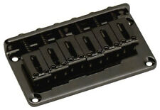 Gotoh GTC-102CK Strat® Style Electric Guitar Bridge Cosmo Black