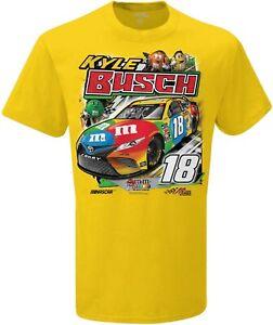 Vintage NASCAR Kyle Busch 2020 T-Shirt S-5XL