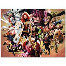 MARVEL Comics Numbered Limited Edition Uncanny X-Men (2) Canvas Art