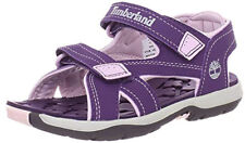 Timberland Mad River Girls Toddler Purple White Casual Shoes Strap Sandals 3882R