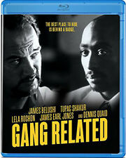 Gang Related (2016, Blu-ray New)
