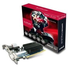 Low Profile Sapphire AMD Radeon R5 230 1GB DDR3 Silent with Low Profile Bracket