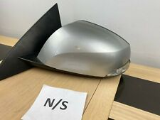 2010 RENAULT LAGUNA COUPE   PASSENGER SIDE   WING MIRROR silver N/S