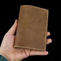 [NEW] Handmade Travel Leather Passport Wallet – Passport Cover