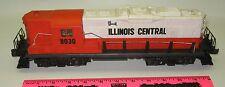 Lionel 8030 Illinois Central diesel engine