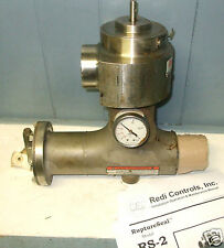 VALVE, BACK-UP RELIEF, RUPTURE SEAL MODEL RS-2.