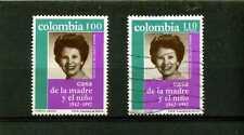 MARIA LOPEZ DE ESCOBAR>CASA MADRE E HIJO>.>cancel> COLOMBIA,-  1992