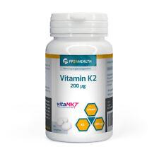 FP24 Health Vitamin K2 - 200µg - 365 Tabletten - Menaquinon MK-7 - Jahrespackung