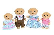 Toys - Sylvanian Families - Yellow Labrador Family - Epoch