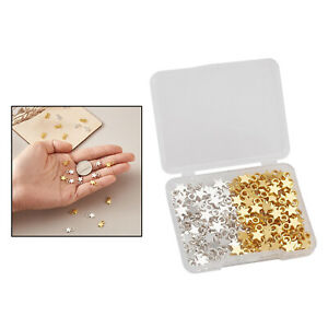 160 Star Pendant Charms DIY Jewelry Earring Bracelet Making Findings Crafts