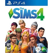 Los Sims 4 Ps4 Castellano (Entrega Hoy ↓↓)