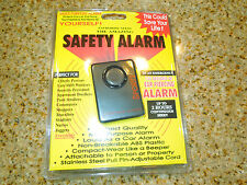 SAFETY ALARM PERSONAL ALARM SPORTS NEW!