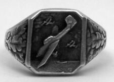 Ring, Fingerring Pilotenring Deutsche Luftwaffe Stuka
