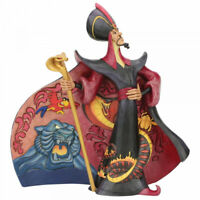 Disney Traditions Villainous Viper Figurine 6005968 Aladdin Jafar New & Boxed