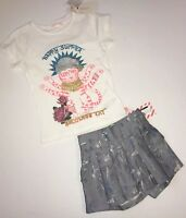 Billie Blush Skirt And Top BNWT Age 6/8