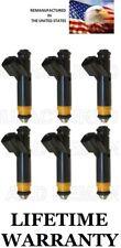 OEM Siemens 6x Fuel Injectors For 02-04 Ford Mustang  3.9L 99-03 Windstar 3.8L