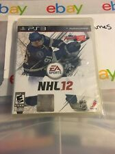 NHL 12 (PS3, Playstation 3) Complete! Ships Fast!