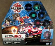 BAKUGAN BAKUMAT BATTLE TRAVEL PACK 2008 Collector's Edition